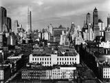 Midtown New York  1945