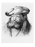 Engraving After Portrait of Frederick III