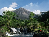Tabacon Hot Springs and Volcan Arenal