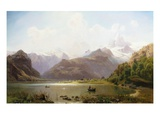 An Alpine Landscape
