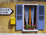 Mailbox by Open Window