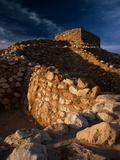 Pueblo Ruins at Tuzigoot National Monument
