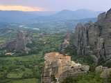 UNESCO World Heritage Site in Meteora  Greece