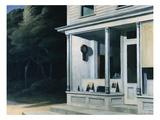 Seven A.M. Giclée par Edward Hopper
