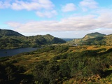 Landscape of Killarney National Park