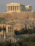 Acropolis and Parthenon  Athens