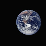 Full Earth Seen from Space