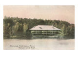 Pavilion  Pine Island  Manchester  New Hampshire