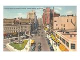 Monroe Avenue  Grand Rapids  Michigan