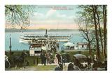Boat Landing  Grand Rapids  Michigan