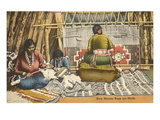 Navajo Rug Weavers  New Mexico