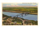 Natchez-Vidalia Bridge  Mississippi