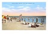 Ottawa Beach  Holland  Michigan