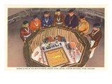 Snake Altar  Sand Painting  Navajos
