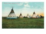 Blackfoot Medicine Lodges