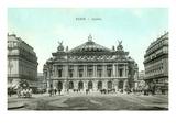 Paris Opera House  France