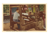 Loom  Greenfield Village  Dearborn  Michigan