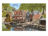 Miniature Netherlands  Holland  Michigan