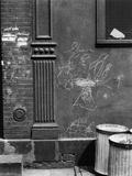 Graffiti  Manhattan  1944