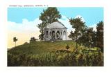 Divident Hill  Weequahic  Newark  New Jersey