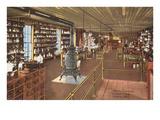 Edison's Laboratory  Dearborn  Michigan