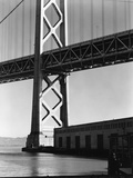 San Francisco-Oakland Bay Bridge by Brett Weston