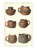 Vase and Mugs from Awatobi