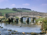Clapper Bridge  Devon