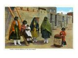 Pueblo Indian Women of the Southwest