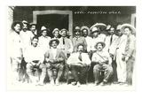 Pancho Villa and Gang  Mexico