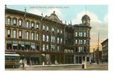 Campau Square  Grand Rapids  Michigan