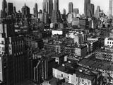 Midtown Manhattan by Brett Weston
