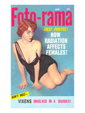 Men&#39;s Pulp Magazine Cover