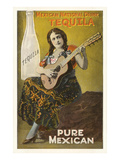 Tequila Advertisement