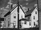 White Houses  New York  1944