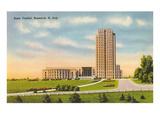 State Capitol  Bismarck  North Dakota