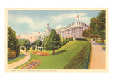 Grand Hotel  Mackinac Island  Michigan