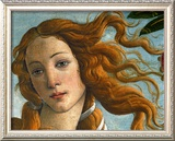 The Birth of Venus (Head of Venus)  1486