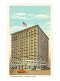 Edwards Hotel  Jackson  Mississippi