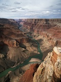 Colorado River Flowing Through Marble Canyon