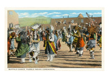 Pueblo Indian Buffalo Dance