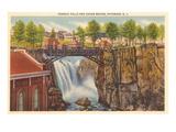 Passaic Falls  Paterson  New Jersey