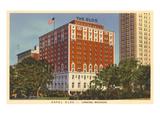 Hotel Olds  Lansing  Michigan