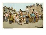 Hopi Harvest Dance