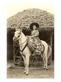 Charra on Horse  Mexico