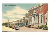 Main Street  Manasquan  New Jersey