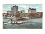 Harbor  Detroit  Michigan