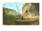 Kiva at Bandelier Park  New Mexico