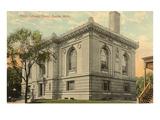 Public Library  Grand Rapids  Michigan