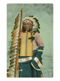 Little Elk  Plains Indian